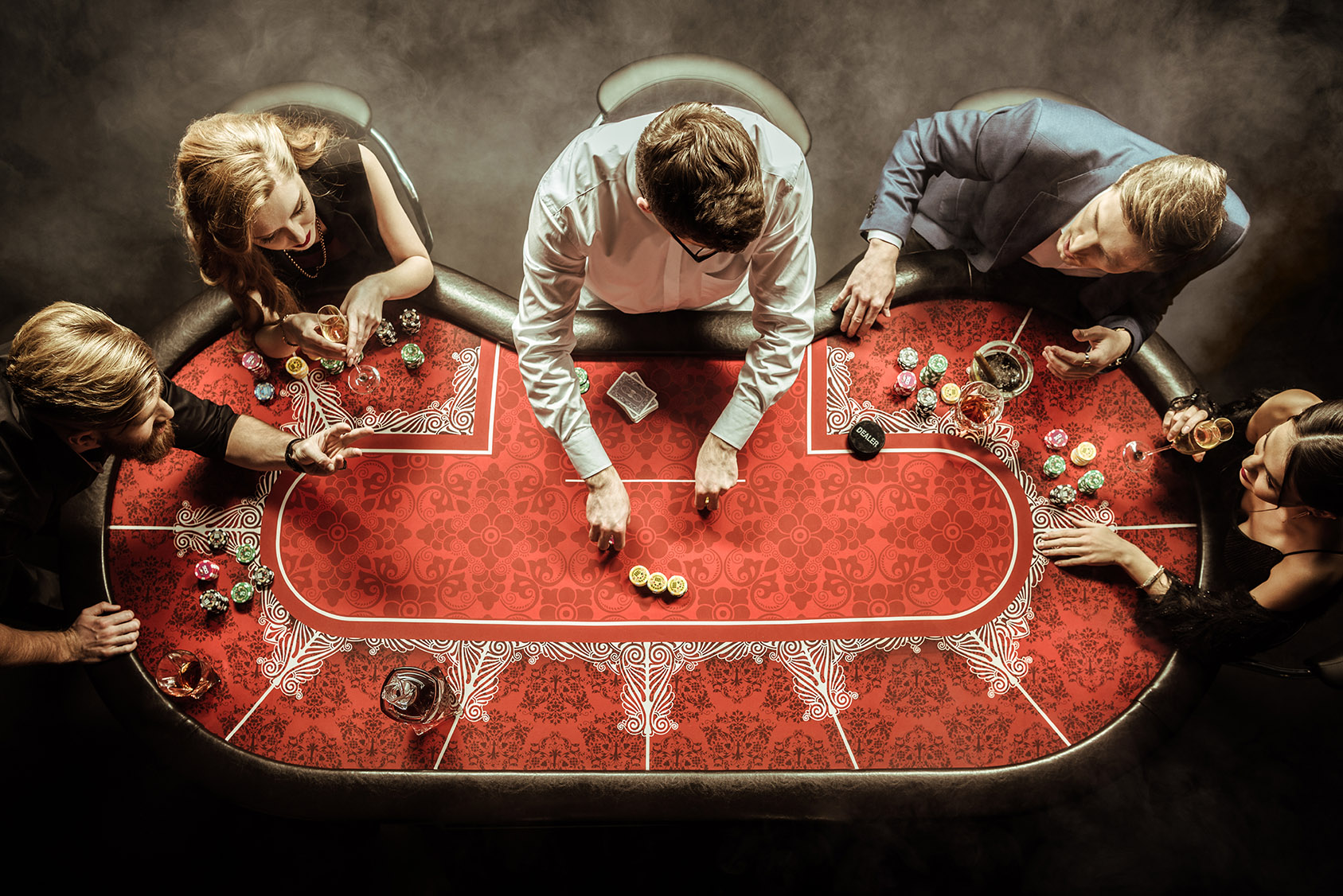 Casinoabend selber machen